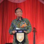 Jangan Saling Benci Karena Perbedaan Agama, Mahfud MS: Bencilah Korupsi