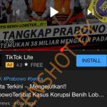 CEK FAKTA: Prabowo Subianto Ditangkap KPK Terlibat Korupsi Benih Lobster?