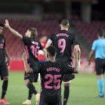 Liga Spanyol: Gasak Granada 4-1, Real Madrid Pepet Atletico Demi Raih Gelar