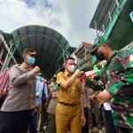 Disiplin Prokes di Masa Pandemi, Wali Kota Pontianak Tinjau Pusat Perbelanjaan
