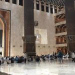 Malam Pertama Salat Tarawih di Masjid Istiqlal