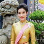 Ribuan Foto Syur Selir Raja Thailand Dibocorkan, Inikah Motifnya?