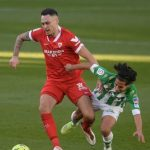 Real Betis Vs Sevilla berakhir Imbang 1-1 di Titik Putih