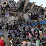 13 Hari Setelah Gencatan Senjata, Musisi Palestina Konser di Tengah Puing-puing Bangunan