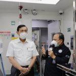 Harga Capai Rp 6 M, Menko Luhut Tengok Lab Tes PCR Mobile Buatan Indonesia