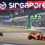 Formula 1: GP Singapura Dibatalkan karena Pandemi COVID-19