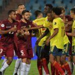 Copa America 2021: Diimbangi Venezuela, Kolombia Geser Brasil dari Puncak Klasemen