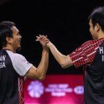 The Daddies Satu-satunya Wakil Indonesia di Semifinal BWF World Tour Finals