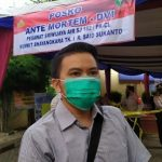 Keluarga Co-Pilot Sriwijaya SJ-182 Serahkan Data Antemortem ke RS Polri