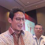Disebut Bakal Dipanggil Jokowi ke Istana, Begini Kondisi Sandiaga Uno