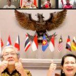 Jelang Olimpiade Tokyo, KBRI Semangati Tim Bulu Tangkis Indonesia