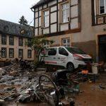 Banjir Bandang Landa Eropa, Puluhan Orang di Jerman Hilang