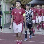 Kapten Timnas Indonesia U-16: Selama TC Ada Peningkatan Kemampuan