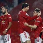Manchester United Vs Sociedad, Skor Kacamata