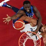 Olimpiade Tokyo: Team USA Dipecundangi Prancis Tutup Hari Pertama Basket Putra