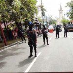 TNI-Polri Diminta Jaga Ketat Rumah Ibadah hingga Pusat Keramaian