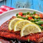 Praktis dan Sehat, Ini Resep Steak Salmon Saus Teriyaki