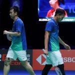 Hendra/Ahsan Kalah, Indonesia Tanpa Wakil di Final Toyota Thailand Open