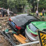 Baru Dilanda Banjir Besar, China Kini Diterpa Topan In-fa, Bandara Sampai Stasiun Ditutup