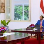 Terima Menlu Malaysia, Jokowi: Kerja Sama demi Kesejahteraan Kawasan