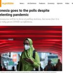 Pilkada Ditengah Pandemi Covid-19, Indonesia Disorot Media Asing