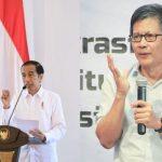 Jokowi Diledek Rocky Gerung Tak Pernah Baca: Istana Norak, Demokrasi Mati
