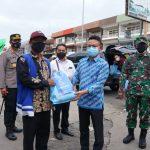 Pemkot Salurkan Bantuan Beras PPKM Darurat untuk Warga Pontianak