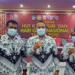 Inovasi Selama Pandemi, 2 Guru Kabupaten Landak Terima Anugerah Guru Berdedikasi