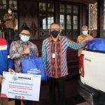 Bantuan Paket Sembako Pertamina untuk Masyarakat