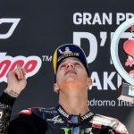 Quartararo Persembahkan Kemenangan untuk Pebalap Moto3 yang Tewas di Mugello