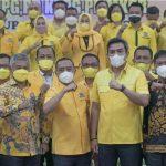 Bupati Ketapang Apresiasi Kontribusi Partai Golkar Mendukung Pemerintahan
