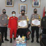 Polres Ketapang Raih Penghargaan Daops Manggala Agni Kalimantan 10