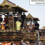 Festival Johana Hikiyama Jepang, Warisan Budaya Dunia Berusia 300 Tahun
