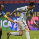 Argentina vs Uruguay: Menang Tipis, La Albiceleste Kembali Puncaki Klasemen