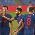 Atletico Kokoh di Puncak, Barcelona ke Lima Besar