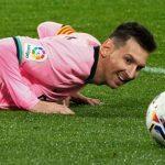Cetak 644 Gol, Lionel Messi Sukses Lampaui Rekor Pele