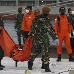 Hari Ke-4, RS Polri Terima 56 Kantong Jenazah Korba Sriwijaya Air SJ 182