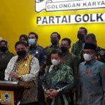 Usai Gelar Pertemuan Tertutup, PPP dan Golkar Ingin Lanjutkan RPJPN