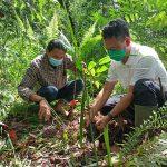 Produktif di Tengah Pandemi, ERKA Ajak Warga Tanam Pohon