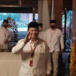Di HUT Gerindra, Prabowo Kukuhkan Cucu Pendiri NU Jadi Waketum