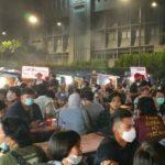TNI-Polri Bubarkan Tongkrongan ABG di Sate Taichan Senayan hingga Masjid Kemayoran