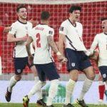 Inggris vs Polandia, Gol Harry Maguire Menangkan The Three Lions