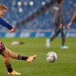 Cedera, Martin Odegaard Lewatkan Enam Pertandingan Real Madrid