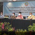 Penyusunan APBD TA 2022, Bahasan: Pemkot Pontianak Pedomani Permendagri Nomor 27/2021