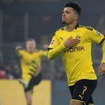 Jadon Sancho Antar Borussia Dortmund ke Semifinal DFB Pokal