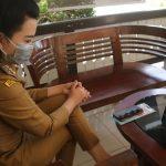 Bupati Landak Monitoring Pelaksanaan Pembelajaran Selama COVID-19