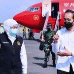 Berlakukan PPKM Berlevel, Jokowi Klaim Kasus Konfirmasi Covid-19 Turun 78 Persen