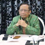 The Next Kapolri, Mahfud MD: Masih Spekulasi