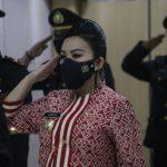 Asa Pemkab Landak Kepada Polri di HUT Bhayangkara ke-75 Tahun