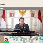 Menko Airlangga: Ekonomi Nasional Kuartal II Tertinggi Sejak Krisis Keuangan 2008